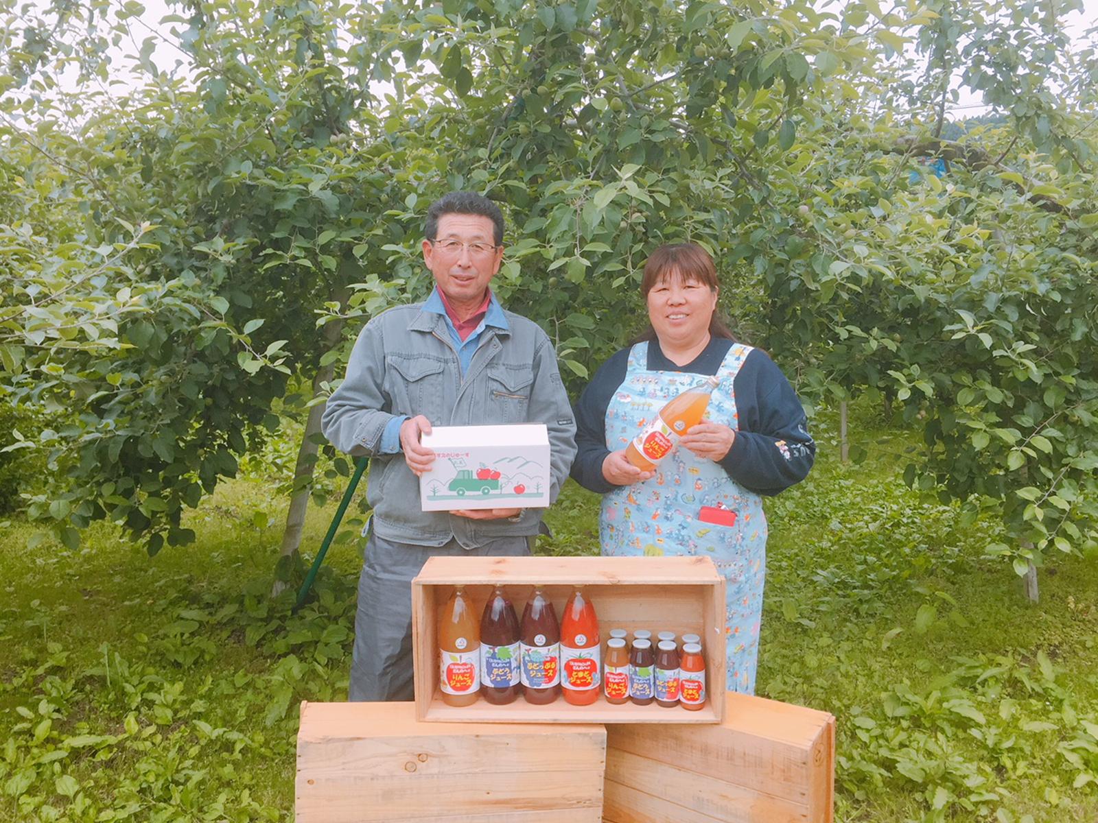 青森県三戸町アップルビール生産プロジェクト第一弾!