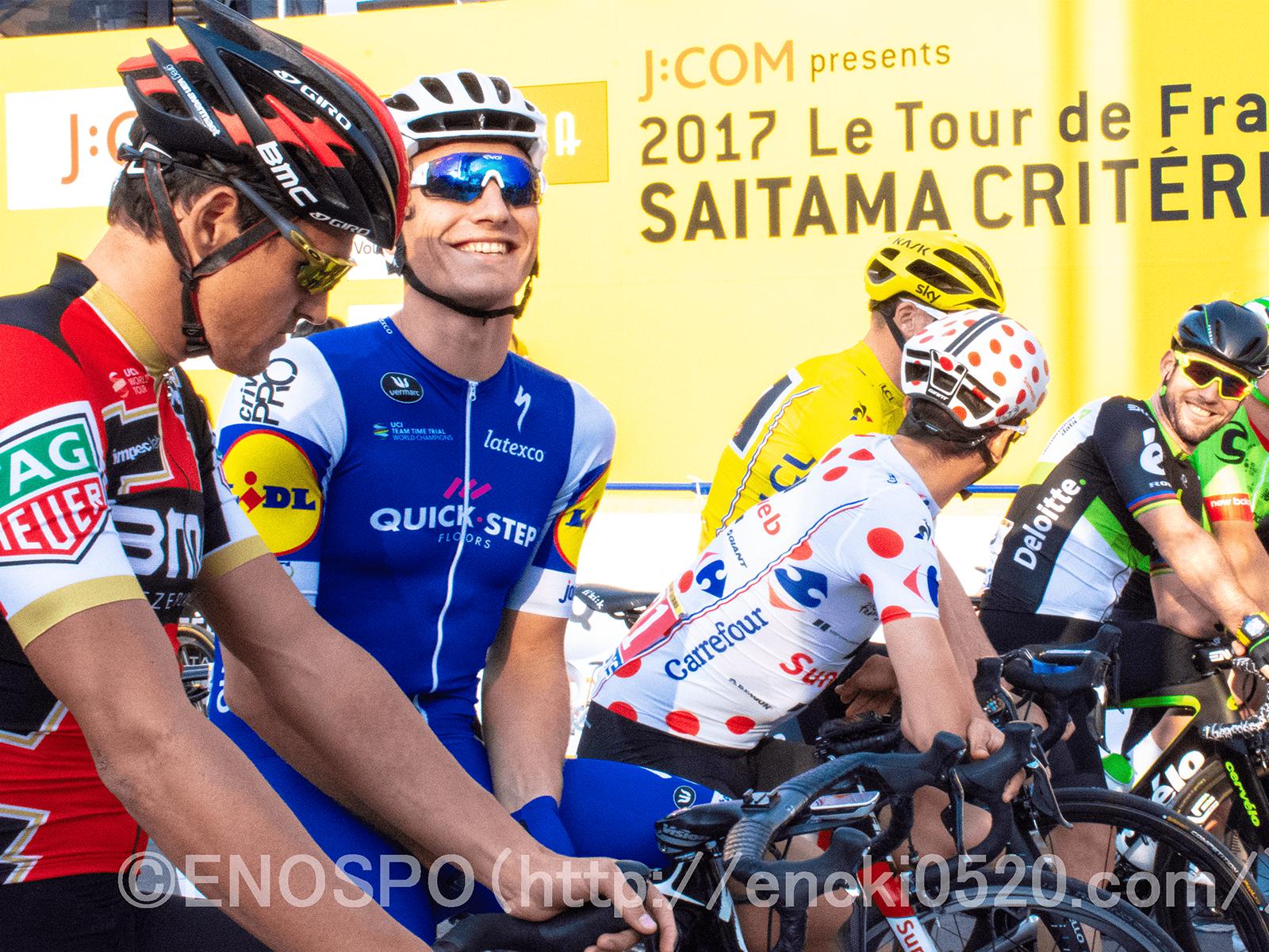 ツール・ド・フランスの取材でロードレース界を盛り上げたい!